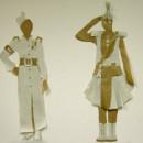 Herrenanzug und Uniform